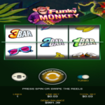 Casino Free Slot Game – FUNKY MONKEY